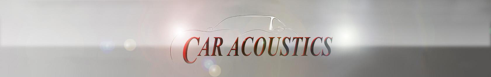 Logo Car Acoustics