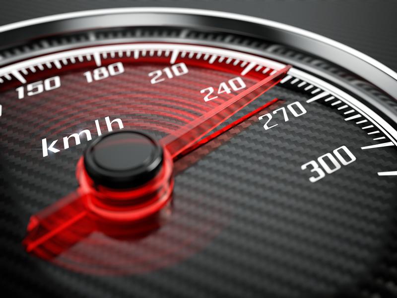 Hoechstgeschwindigkeit