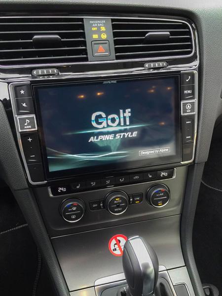 Einbaubeispiel Car HiFi