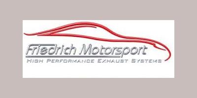 Logo Friedrich Motorsport